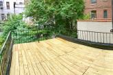 HUGE outdoor private terrace 1 bedroom in Heart od Upper West