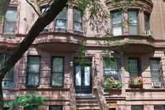 Upper West Side Townhouse Studio  Apartment on the Park