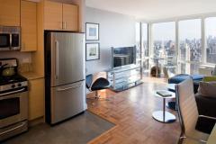 High floor studio unit - Luxury living