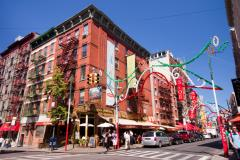 Chinatown / Little Italy / Nolita
