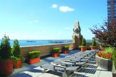 Two Bedroom Penthouse *No Fee* Ocean Views. Terrace. Luxury Bldg.