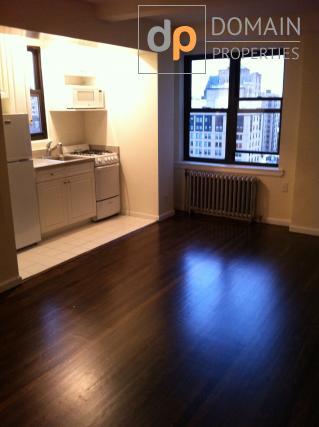 Upper West Side Doorman - Beautiful Studio Apartment