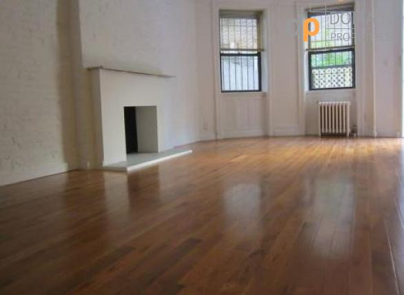 Upper West Side Townhouse One Bedroom Apartment