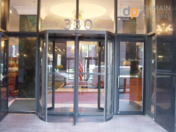 New York Tower - 330 E 39 ST Entrance Doors