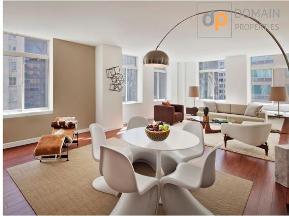 Gorgeous 1 Bedroom in Financial District NO FEE 1 MONTH FREE RENT!!