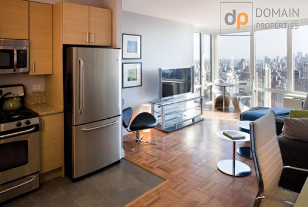 High floor studio unit - Luxury living