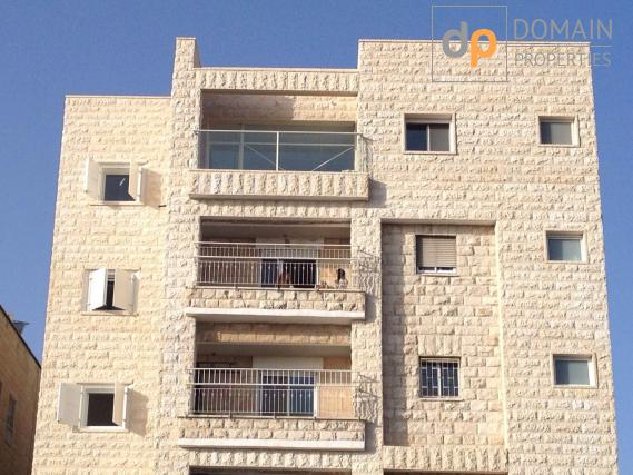 Amazing 5 bedroom Penthouse apartment in Jerusalem