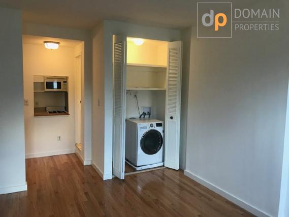 Newly renovated one bedroom with WASHER/DRYER in the unite