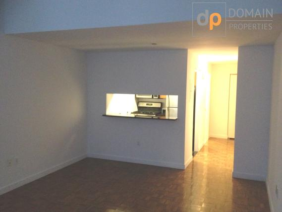 Alcove Studio - Pass Through Kitchen