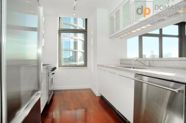 Oversized Full Service Condo 2-bedroom 2.5 bathroom in the West Village