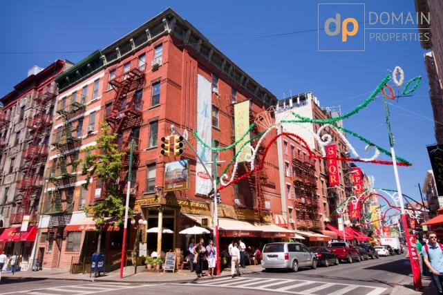 Chinatown Little Italy Nolita
