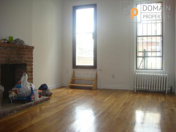 Upper West Side Townhouse One Bedroom Apartment with Terrace
